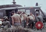 Image of unloading supplies Vietnam, 1968, second 26 stock footage video 65675030470