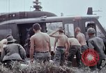 Image of unloading supplies Vietnam, 1968, second 27 stock footage video 65675030470