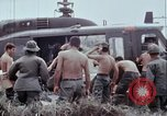 Image of unloading supplies Vietnam, 1968, second 28 stock footage video 65675030470