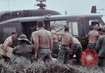 Image of unloading supplies Vietnam, 1968, second 29 stock footage video 65675030470
