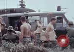 Image of unloading supplies Vietnam, 1968, second 33 stock footage video 65675030470