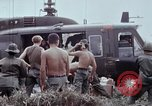 Image of unloading supplies Vietnam, 1968, second 36 stock footage video 65675030470