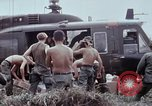 Image of unloading supplies Vietnam, 1968, second 37 stock footage video 65675030470
