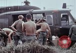 Image of unloading supplies Vietnam, 1968, second 38 stock footage video 65675030470