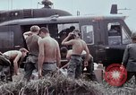 Image of unloading supplies Vietnam, 1968, second 40 stock footage video 65675030470