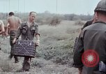 Image of unloading supplies Vietnam, 1968, second 55 stock footage video 65675030470