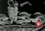 Image of half-track truck blending tank track and tires Akron Ohio USA, 1941, second 11 stock footage video 65675030484
