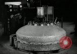 Image of tire vulcanization at Goodrich Rubber Company Akron Ohio USA, 1941, second 3 stock footage video 65675030486
