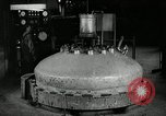Image of tire vulcanization at Goodrich Rubber Company Akron Ohio USA, 1941, second 5 stock footage video 65675030486