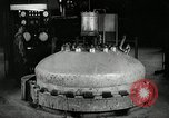 Image of tire vulcanization at Goodrich Rubber Company Akron Ohio USA, 1941, second 10 stock footage video 65675030486