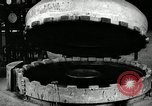 Image of tire vulcanization at Goodrich Rubber Company Akron Ohio USA, 1941, second 27 stock footage video 65675030486