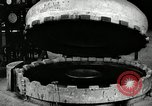 Image of tire vulcanization at Goodrich Rubber Company Akron Ohio USA, 1941, second 28 stock footage video 65675030486