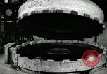 Image of tire vulcanization at Goodrich Rubber Company Akron Ohio USA, 1941, second 29 stock footage video 65675030486