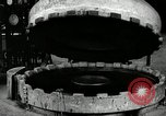 Image of tire vulcanization at Goodrich Rubber Company Akron Ohio USA, 1941, second 33 stock footage video 65675030486