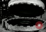 Image of tire vulcanization at Goodrich Rubber Company Akron Ohio USA, 1941, second 34 stock footage video 65675030486