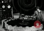 Image of tire vulcanization at Goodrich Rubber Company Akron Ohio USA, 1941, second 36 stock footage video 65675030486