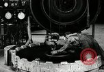 Image of tire vulcanization at Goodrich Rubber Company Akron Ohio USA, 1941, second 39 stock footage video 65675030486