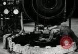 Image of tire vulcanization at Goodrich Rubber Company Akron Ohio USA, 1941, second 40 stock footage video 65675030486