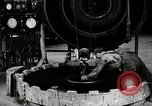 Image of tire vulcanization at Goodrich Rubber Company Akron Ohio USA, 1941, second 41 stock footage video 65675030486