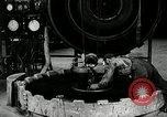Image of tire vulcanization at Goodrich Rubber Company Akron Ohio USA, 1941, second 42 stock footage video 65675030486