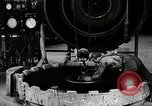 Image of tire vulcanization at Goodrich Rubber Company Akron Ohio USA, 1941, second 44 stock footage video 65675030486