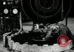 Image of tire vulcanization at Goodrich Rubber Company Akron Ohio USA, 1941, second 45 stock footage video 65675030486