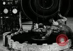 Image of tire vulcanization at Goodrich Rubber Company Akron Ohio USA, 1941, second 47 stock footage video 65675030486