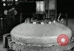 Image of tire vulcanization at Goodrich Rubber Company Akron Ohio USA, 1941, second 50 stock footage video 65675030486