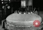 Image of tire vulcanization at Goodrich Rubber Company Akron Ohio USA, 1941, second 51 stock footage video 65675030486