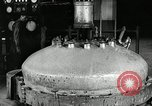 Image of tire vulcanization at Goodrich Rubber Company Akron Ohio USA, 1941, second 52 stock footage video 65675030486