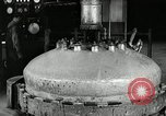 Image of tire vulcanization at Goodrich Rubber Company Akron Ohio USA, 1941, second 54 stock footage video 65675030486