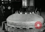 Image of tire vulcanization at Goodrich Rubber Company Akron Ohio USA, 1941, second 55 stock footage video 65675030486