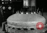 Image of tire vulcanization at Goodrich Rubber Company Akron Ohio USA, 1941, second 57 stock footage video 65675030486