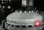 Image of tire vulcanization at Goodrich Rubber Company Akron Ohio USA, 1941, second 58 stock footage video 65675030486