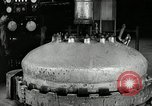 Image of tire vulcanization at Goodrich Rubber Company Akron Ohio USA, 1941, second 59 stock footage video 65675030486