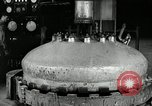 Image of tire vulcanization at Goodrich Rubber Company Akron Ohio USA, 1941, second 60 stock footage video 65675030486