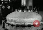 Image of tire vulcanization at Goodrich Rubber Company Akron Ohio USA, 1941, second 61 stock footage video 65675030486