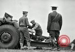 Image of Visiting Latin American officers learn about 155mm howitzer Fort Sill Oklahoma USA, 1942, second 19 stock footage video 65675030493