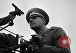 Image of visiting Latin American officers get hands-on experience with gun Fort Riley Kansas USA, 1942, second 33 stock footage video 65675030496