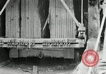 Image of sandstone splitting and curbing Ohio United States USA, 1915, second 51 stock footage video 65675030499