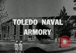 Image of Toledo Naval Armory in Great Depression Toledo Ohio USA, 1937, second 3 stock footage video 65675030501