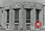 Image of Toledo Naval Armory in Great Depression Toledo Ohio USA, 1937, second 5 stock footage video 65675030501