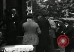 Image of President W G Harding Fremont Ohio USA, 1919, second 18 stock footage video 65675030513