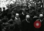 Image of President W G Harding Fremont Ohio USA, 1919, second 42 stock footage video 65675030513