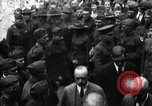Image of President W G Harding Fremont Ohio USA, 1919, second 43 stock footage video 65675030513