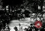 Image of President W G Harding Fremont Ohio USA, 1919, second 47 stock footage video 65675030513