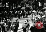 Image of President W G Harding Fremont Ohio USA, 1919, second 58 stock footage video 65675030513