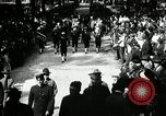 Image of President W G Harding Fremont Ohio USA, 1919, second 60 stock footage video 65675030513