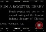 Image of Indiana Society of Chicago Lake Forest Illinois USA, 1920, second 1 stock footage video 65675030515