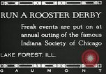 Image of Indiana Society of Chicago Lake Forest Illinois USA, 1920, second 2 stock footage video 65675030515